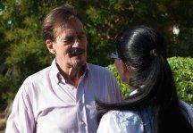 Tony Isbert y Yolanda Ortiz