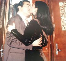 """Valentín Paredes con Maribel Verdú en """"El Beso del Sueño"""""""