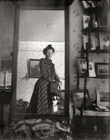 Mujer no identificada (1900)