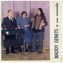 En España teníamos a 'María Jesús y su Acordeon', y en Bélgica tenían a Maddy Genets. Suponemos que un concierto de este trío debía de ser una locura... sobre todo cuando cerraban sus concierto con su gran éxito 'Le Bal Des Consanguins' (El vals de los consanguíneos).