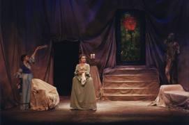 Puesta en escena de Madame de Sade