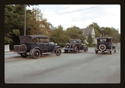 North Main Street - Elgin Park [circa 1930's ]