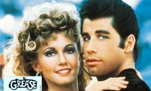 Olivia Newton-John y John Travolta 1978