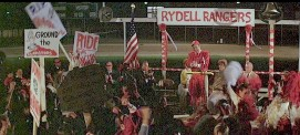 The Rydell Rangers Pep Rally - Grease 1978