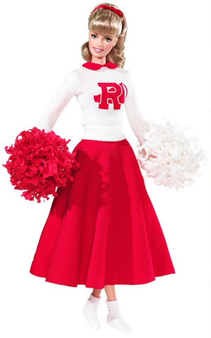 Barbie Sandy Cheerleader Rydell