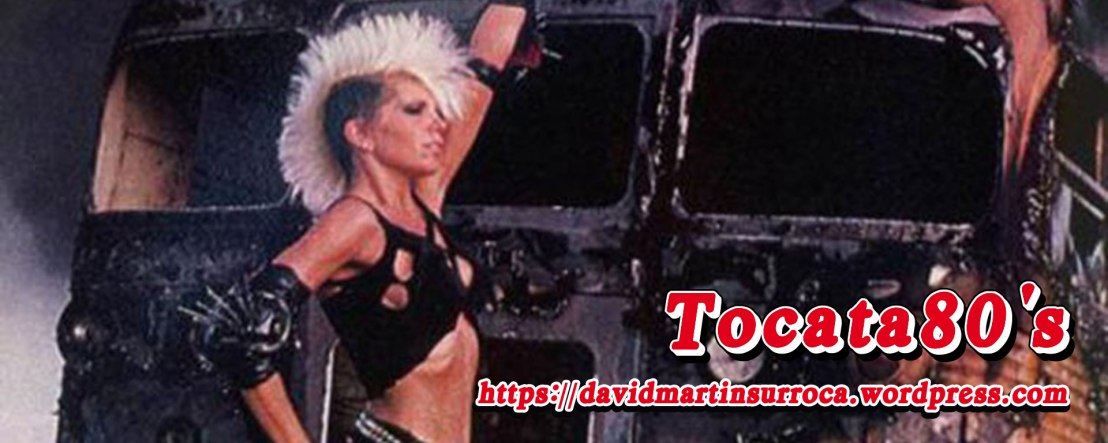 Wendy O. Williams de The Plasmatics