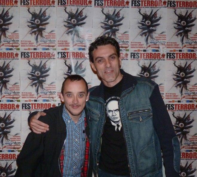 José García Ruiz y David Martín Surroca