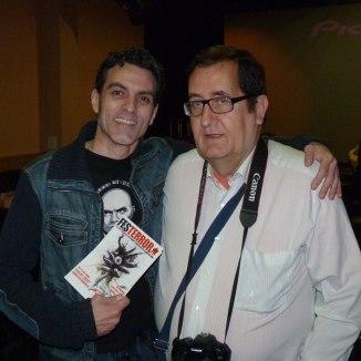Salvador Sainz y David Martín Surroca