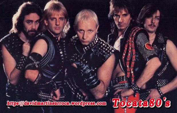 "Judas Priest ""Breaking the law"""