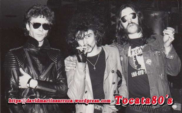 "Motörhead ""Killed By Death"""