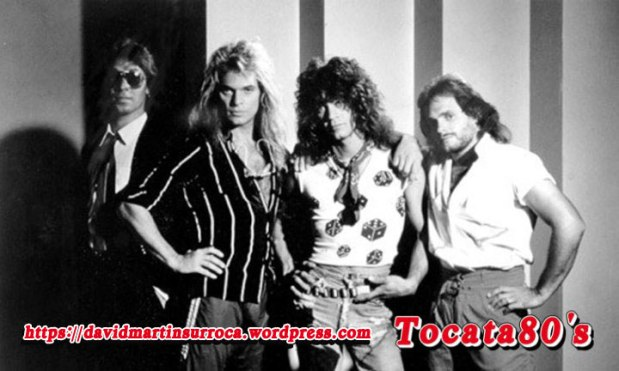 "Van Halen ""Hot For Teacher"""