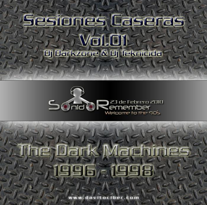 Vol.01 The Dark Machines 1996 – 1998