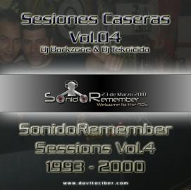 Vol.04 SonidoRemember Sessions 1993 – 2000