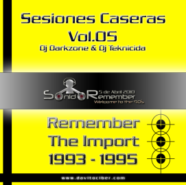 Vol.05 Remember The Import 1993 – 1995