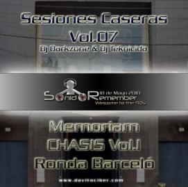 Vol.07 Memoriam Chasis Vol.I Ronda Barceló