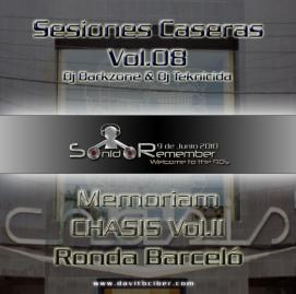 Vol.08 Memoriam Chasis Vol.II Ronda Barceló