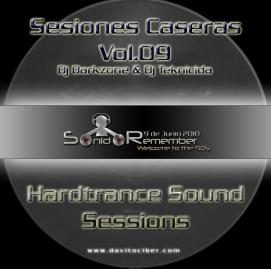 Vol.09 Hardtrance Sound Sessions