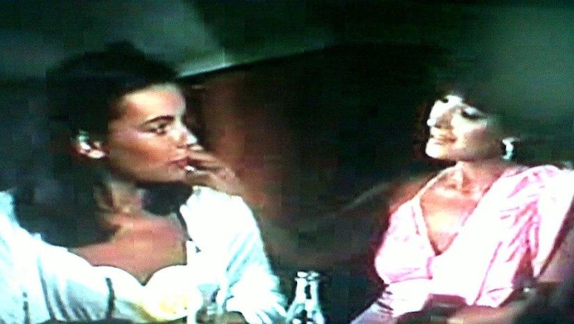 Carla Day y Helga Lyne