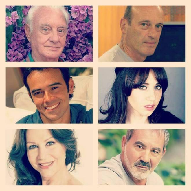 Presidencia y Jurado de lujo: Agustín Trialasos, Francisco Gómez, Ricardo Rodríguez, Emma Caballero, María Kosty y Valentín Paredes