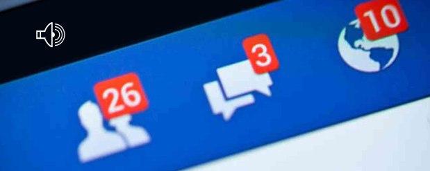 Facebook Sonido Notificaciones