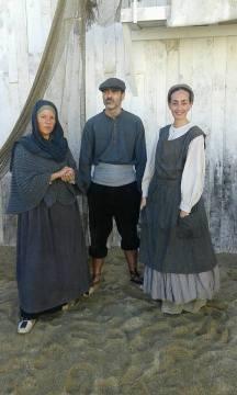 Pilar Ballester Juvanteny, David Martín Surroca y Rosalina Carrera Amoedo