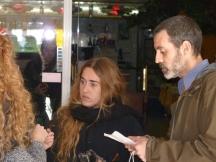 Mariona Serra y David Martín Surroca