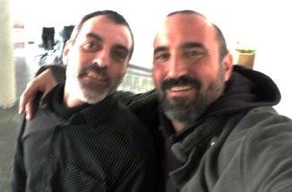 David Martín Surroca y Pau Freixas