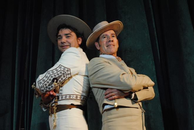 Salvador Arroyo y Didac Moreno