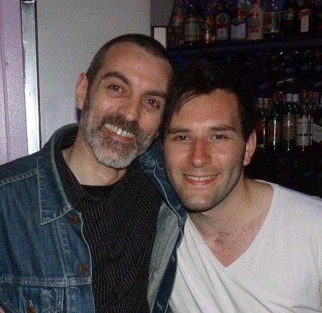 David Martín Surroca y David GonzálezClica para ampliar