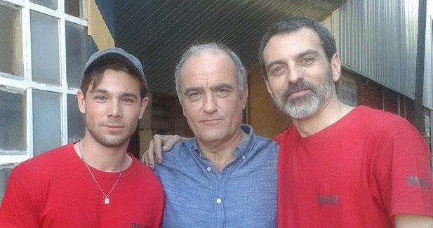 """(2016) Capítulo 14 de la Serie de TV3 """"Merlí"""" de EduardCortés"""