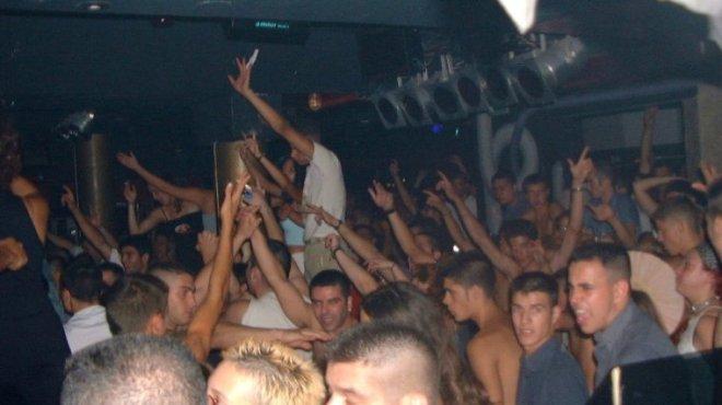 El público de la discoteca, totalmente entregado. | CEDIDA
