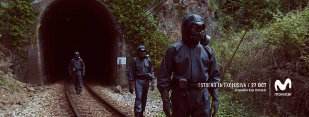 """Mi colaboración en la nueva serie de Movistar+ """"La Zona"""" de Jorge y Alberto Sánchez-Cabezudo"""